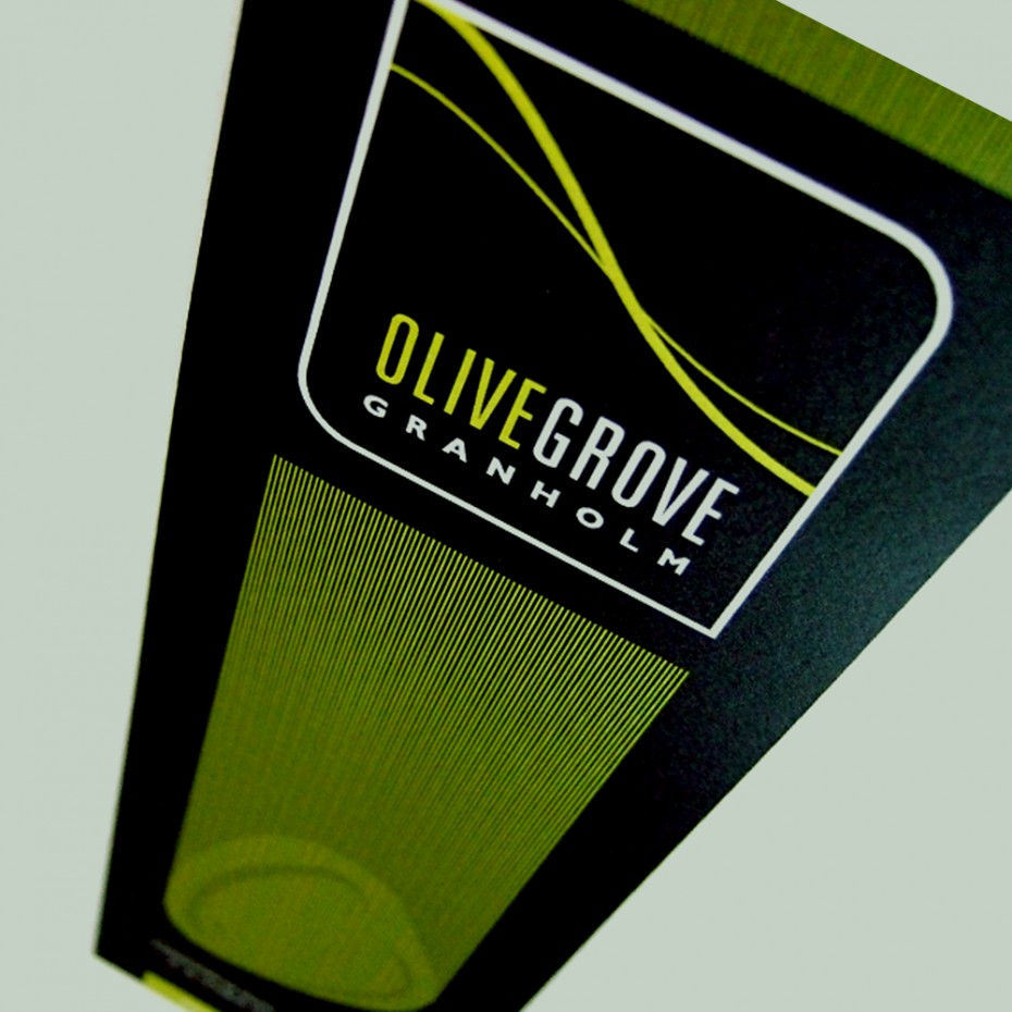 Olive Grove menus