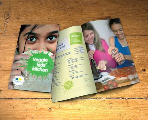 Veggie Kids Cookbook