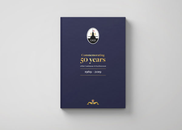 CASD 50 Commemorative Brochure
